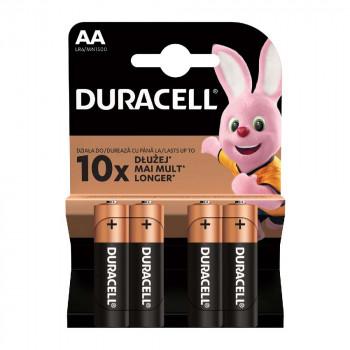 DURACELL BASIC  AA  4 KOM DURALOCK