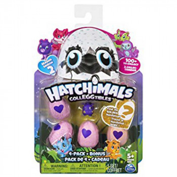 HATCHIMALS MALA JAJA 4 U 1