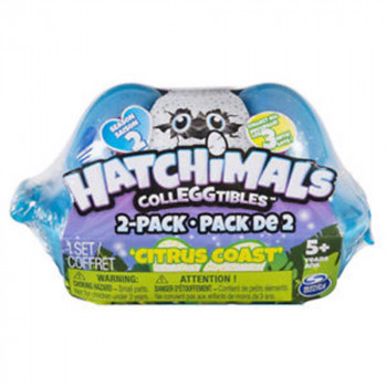 HATCHIMALS SET 2 U 1