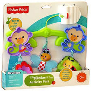 FISHER PRICE FISHER PRICE VRTESKA VESELI DRUGARI