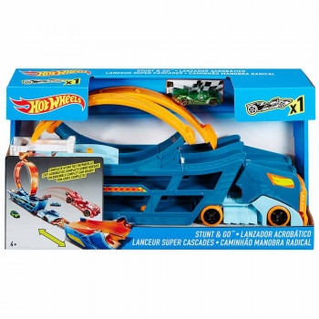 HOT WHEELS TRANSPORTER SA STAZOM