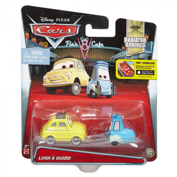 CARS 3 OSNOVNI AUTIC