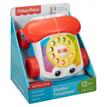 FISHER PRICE TELEFON NA TOCKICIMA