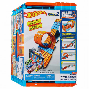 HOT WHEELS VELIKI TRKACKI SET