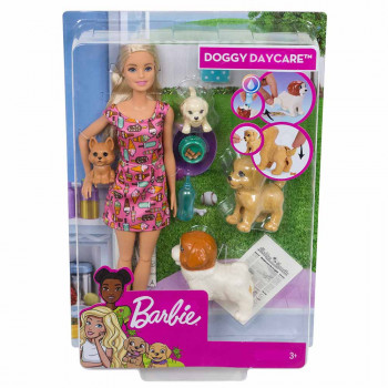 MATEL BARBIE SET SA KUCAMA