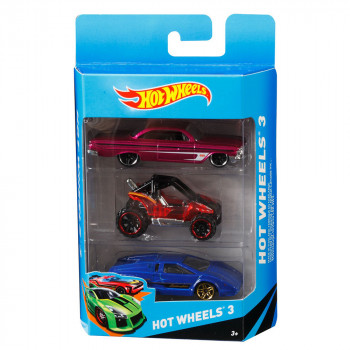HOT WHEELS AUTICI 3U1