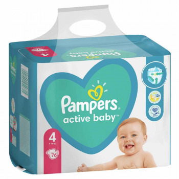 PAMPERS AB GP 4 MAXI 76