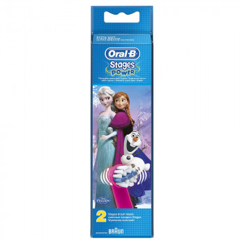 ORAL B  POC REFILL STAGES FROZEN 2S