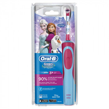ORAL B  POC BRUSH STAGES FROZEN