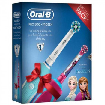 ORAL B  POC BRUSH PRO 500 + KIDS FROZEN
