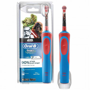 ORAL B POC BRUSH STAGES STAR WARS