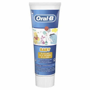 ORAL B PASTA  ZA ZUBE STAGES WINNI  75 ML DECIJA