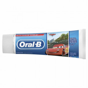 ORAL-B PASTA ZA ZUBE STAGES  FROZEN&CARS TOOTHPASTE 75 ML