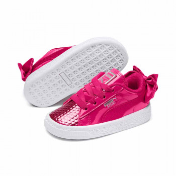 PUMA PATIKE  BASKET BOW COATED GLAM AC INF