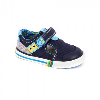 PABLOSKY PATIKE CANVAS NAVY