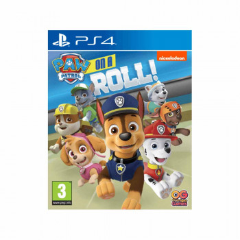 PAW PATROL OUTRIGHT IGRICE PS4 - CD: ON A ROLL!