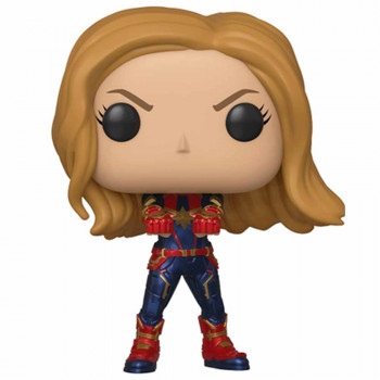 POP FIGURA MARVEL AVENGERS: ENDGAME CAPTAIN MARVEL