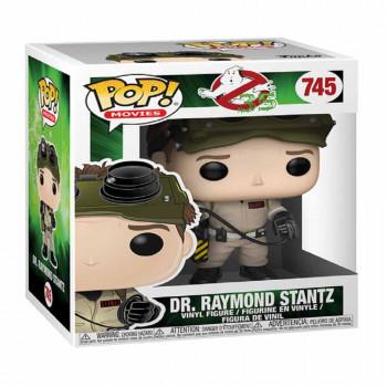 POP FIGURA GHOSTBUSTERS  VINYL DR. RAYMOND STANTZ
