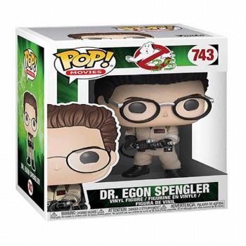 POP FIGURA GHOSTBUSTERS  VINYL DR. EGON SPENGLER
