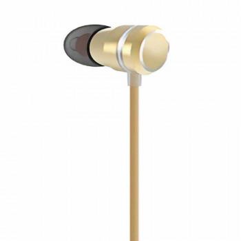 XIPIN SLUSALICE METAL IN-EAR HEADSET HX535 GOLD