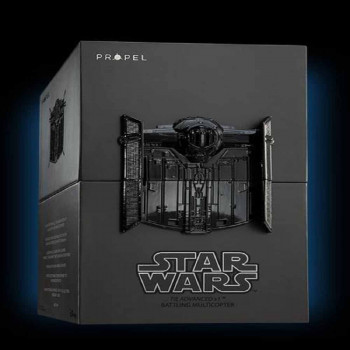 STAR WARS DRON - TIE FIGHTER DELUXE BOX