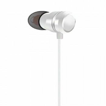 XIPIN SLUSALICE METAL IN-EAR HEADSET HX535 SILVER