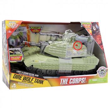 LANARD THE CORPS 33834TENK