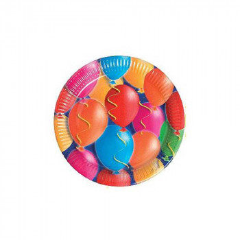 PROCOS PARTY MULTICOLOUR BALLOONS PARTY TANJIRI 1/10