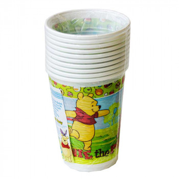 WINNIE THE POOH PARTY CASE