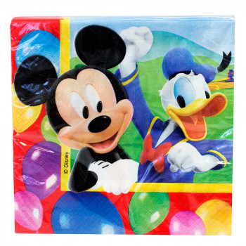 MICKEY MOUSE PARTY SALVETE