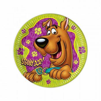 SCOOBY DOO FUN PARTY TANJIRI