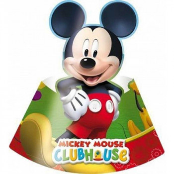 MICKEY MOUSE PARTY KAPA 1/6