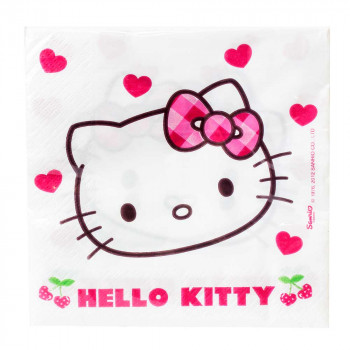 HELLO KITTY HEARTS PARTY SALVETE 1/20