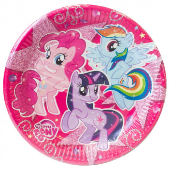 MY LITTLE PONY PARTY TANJIRI 1/8
