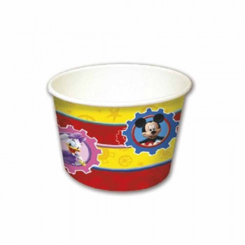 MICKEY MOUSE PARTY CINIJE ZA SERVIRANJE 1/8