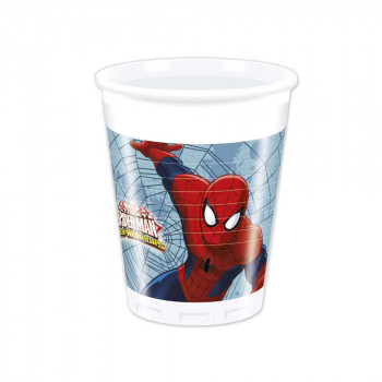 SPIDERMAN PARTY CASE 8 KOM