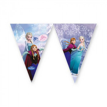 FROZEN PARTY ZASTAVE 1/1 KOM