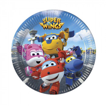 SUPER WINGS 8 TANJIRA20cm