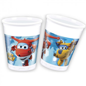 SUPER WINGS 8 CASA 200ml