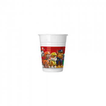 PAW PATROL- READY FOR ACTION PARTY CASE 8 KOM