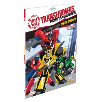 TRANSFORMERS DVD1 R.I.D. NOVA MISIJA