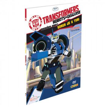 TRANSFORMERS DVD4 R.I.D. SNAGA JE U TEBI