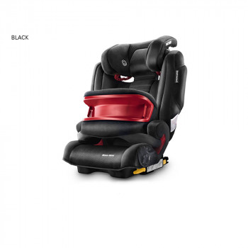 RECARO AUTOSEDISTE MONZA NOVA IS SEATFIX BLACK