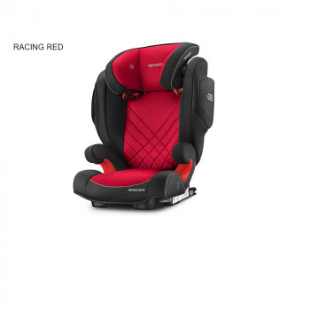 RECARO AUTOSEDISTE MONZA NOVA 2 SEATFIX RACING RED