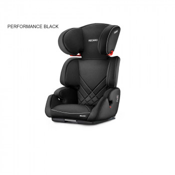 RECARO AUTOSEDISTE MILANO SEATFIX PERFORMANCE BLACK