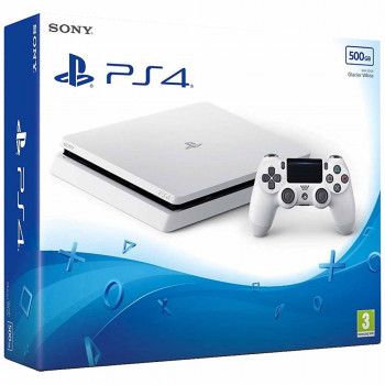 PLAYSTATION KONZOLA 500GB E CHASSIS BELA