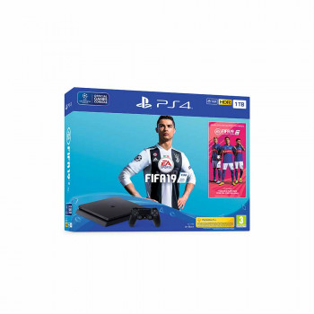 PLAYSTATION KONZOLA PS4 + FIFA 2019