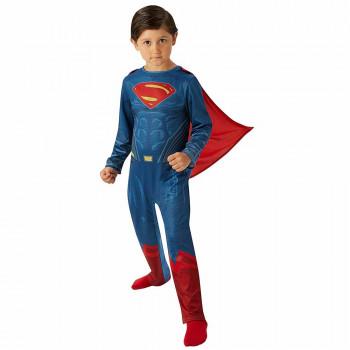 SUPERMAN KOSTIM 7-8 GOD