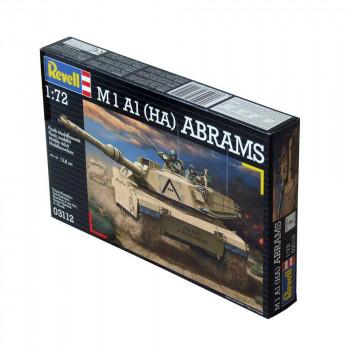 REVELL MAKETA    M 1 A1 (HA) Abrams