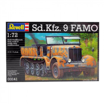 REVEL MAKETA  Sd.Kfz. 9 FAMO 090